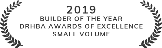 City Homes DRHBA 2019 Builder of the Year Small Volume
